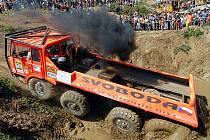 Truck trial. Ilustrační foto.