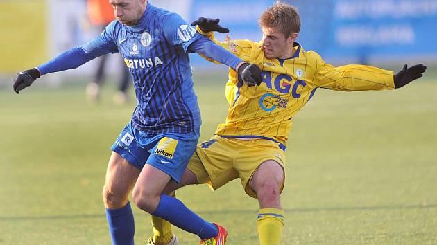 Teplice prohrály s Liberecem v Děčíně 0:2