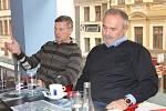 """Vedení FK Teplice v """"Kotli"""""""