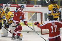 Litvínov doma prohrál s Morou