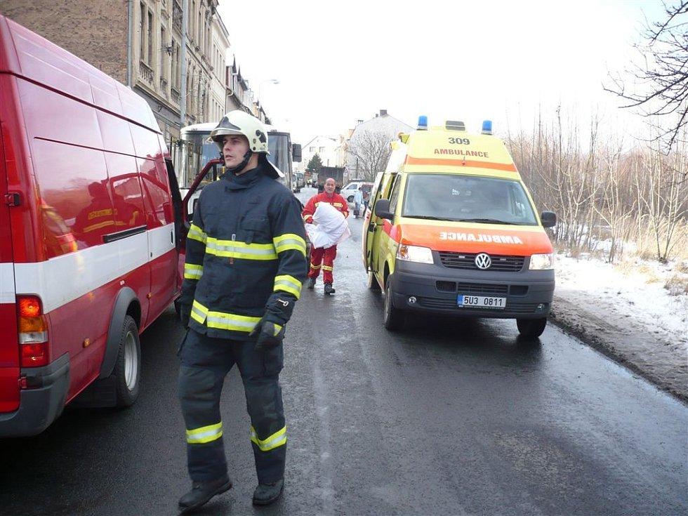 Smrtelná nehoda v Novosedlicích