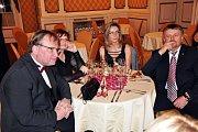 V pondělí večer se sešli členové teplického Lions Clubu na slavnostní poslední schůzce letošního roku.