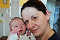 Vojtěch Vojíř se narodil Daně Vojířové z Teplic 30. listopadu v 20,34 hodin v teplické porodnici. Měřil 47 cm, vážil 3,00 kg.