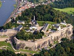 Pevnost Königstein