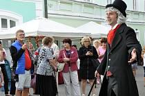 Do Lázeňské uličky se vrátil Beethoven