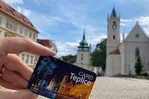 TepliceCARD návštěvníkům města nabízí dvě nové výhody
