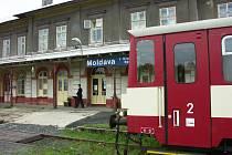 Nádraží Moldava