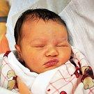TEREZA POLOMÍKOVÁ se narodila Kristýně Fibichové z Bíliny 5. listopadu ve 2.39 hod. v teplické porodnici. Měřila 50 cm a vážila 3,45 kg.