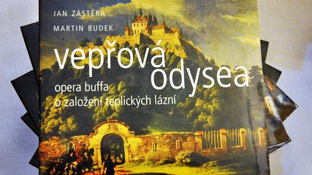 """Křest nového CD """"Vepřová odysea"""