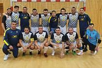 BOCA JUNIORS, vítěz futsalové Divize A.