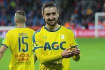 Stoper FK Teplice Jan Shejbal