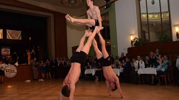 5. společenský ples sportovců