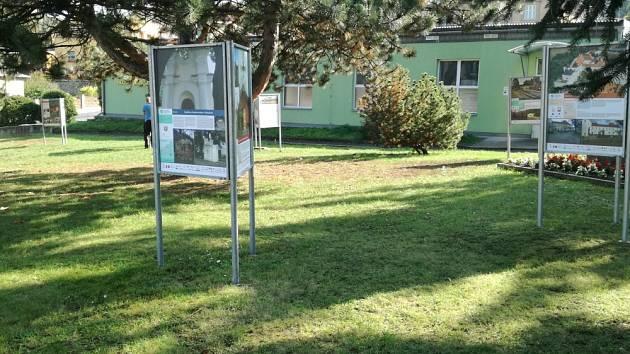 Výstava Má vlast cestami proměn dorazila do Ohníče