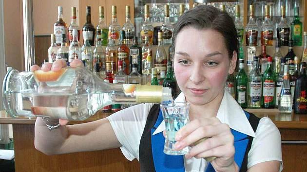 """Teplice podpoří barmanskou soutěž """"Stará myslivecká 2010"""", která se bude konat v Domě kultury v polovině dubna."""