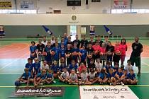 Basketbalový kemp BK Teplice