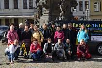 Předposlední zastávkou celorepublikové putovní expedice Nadačního fondu IMPULS byly v pondělí prosluněné Teplice.