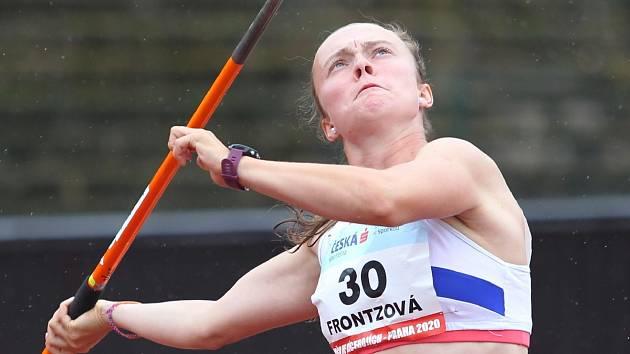 Kamila Frontzová (AK Bílina)