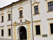 Radnice v Krupce/ Ilustrační foto