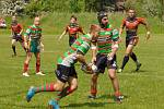 První domácí zápas mistrovských Dragons v Divizi 1 Rugby League přinesl nečekané drama.