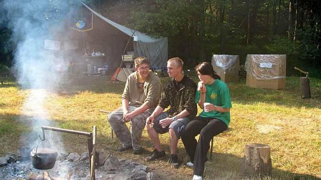 Letní tábor/ilustrační foto.