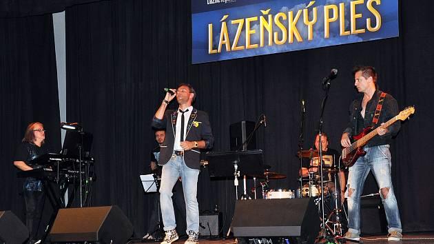 Lázeňský ples 2018.
