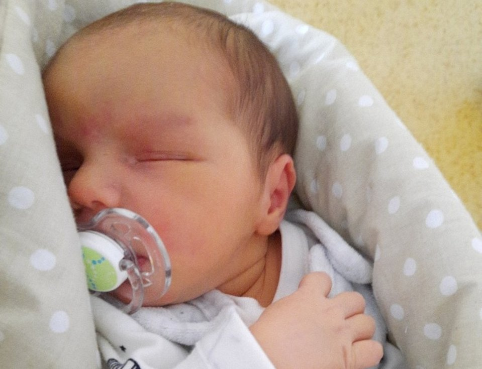 VladimírDoubrava se narodil mamince Olze Hajné 23. ledna 2021 ve 21:09 hodin. Vážil  3430 gramů a měřil 53 cm.