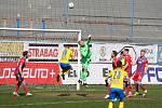 Minulý týden hrály Teplice s Plzní v lize. Na Stínadlech prohrály 0:1.
