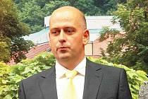 Teplický zastupitel Michal Kasal.