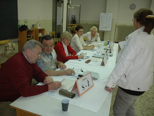 Eurovolby na Teplicku