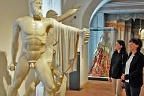Okouzleni antikou na zámku Duchcov
