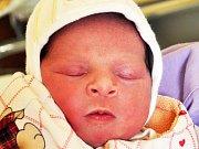 KATEŘINA ŠÍMOVÁ se narodila Tereze Šímové z Hudcova 15. února v 17.08 hod. v teplické porodnici. Měřila 45 cm a vážila 2,75 kg.