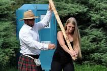 Skotsko silácké hry