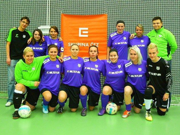 Futsalový turnaj žen v Teplicích