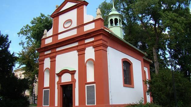 Seumeho kaple v Teplicích
