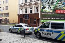 V prosinci přepadené zlatnictví v Teplicích někdo přes víkend opět vykradl.