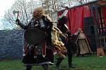 Benefiční akce S kordem pro Jirku II. Artus Thor Praha