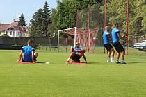 Zahájení letní přípravy FK Teplice (ilustrační snímek)