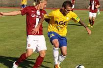 FK Teplice - Dynamo Drážďany 2:0