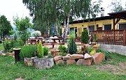 Koupaliště a kemp Barbora u Teplic