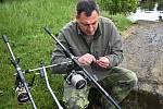 Závody rybářů v Proboštově.