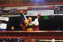 Tereza Dušková v Thajsku zvítězila