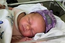 AmálieKrejčí se narodila Kláře Krejčí ze Všechlap v teplické porodnici 16. května ve 23.09 hodin. Měřila 53 cm a vážila 3650 gramů.