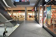 OC Galerie Teplice (před oficiálním otevřením)