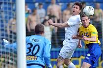 Teplice vyhrály v Mladé Boleslavi 1:0