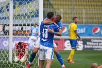 Tepličtí fotbalisté prohráli po reprezentační přestávce s Baníkem Ostrava 1:2