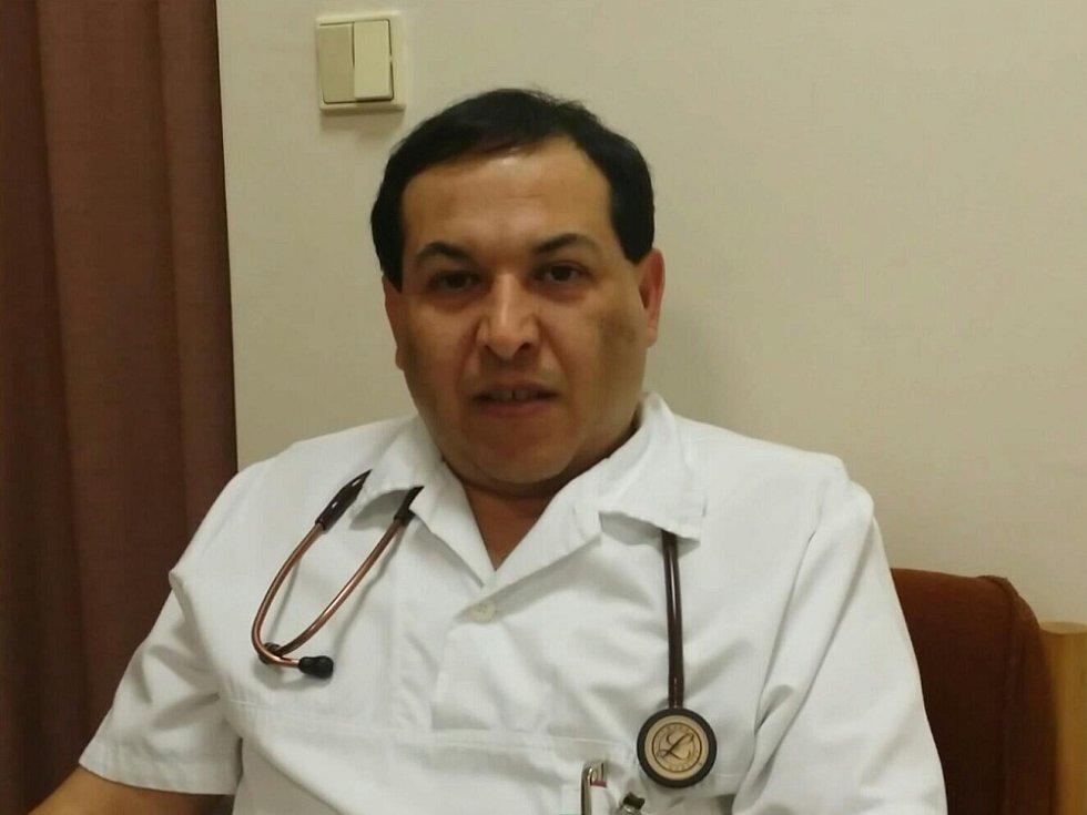 MUDr. Fathi Hedar