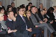 Anketa Nejúspěšnější sportovec Teplicka - publikum s představiteli města