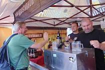 Teplický pivní rynek 2018.