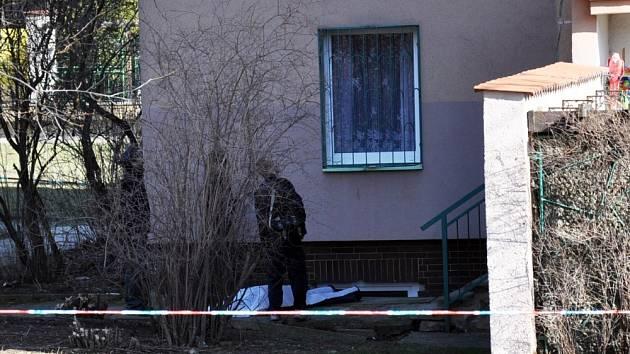 Úterní tragédie v Alejní ulici v Teplicích