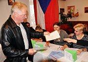 Hodně pohodlné volby v Hudcově na Teplicku